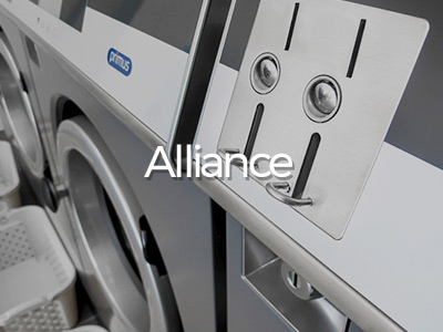 Alliance Commercial Laundry Equipment