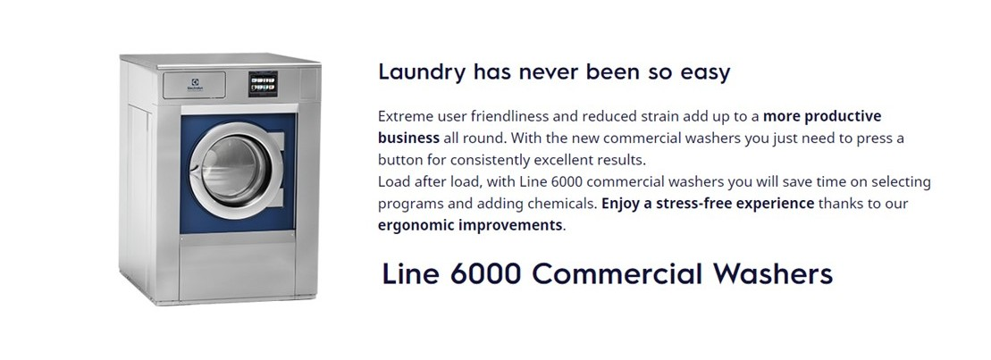 Waterman Commercial Laundry Equipment